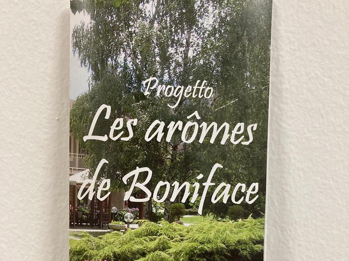 Inaugurazione del progetto Le Jardin de Boniface